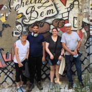 Happy Guests, Lisbon with Pats, Private Tour, Lisbon